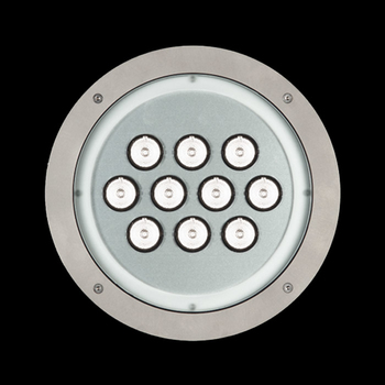 Cassiopea Power LED / Round Version - Narrow Beam 10
