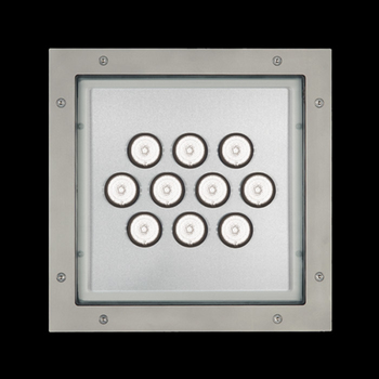 Cassiopea Power LED / Square Version - Narrow Beam 10