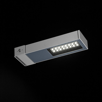 Dooku400 Power LED /  Wall Version - Adjustable - Wide Beam 120 (Wide Spaces - Public Areas - Parking Areas)