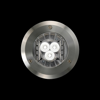 Idra Power LED / Ø 130mm - Transparent Glass - Symmetric Optic - Wide Beam 50