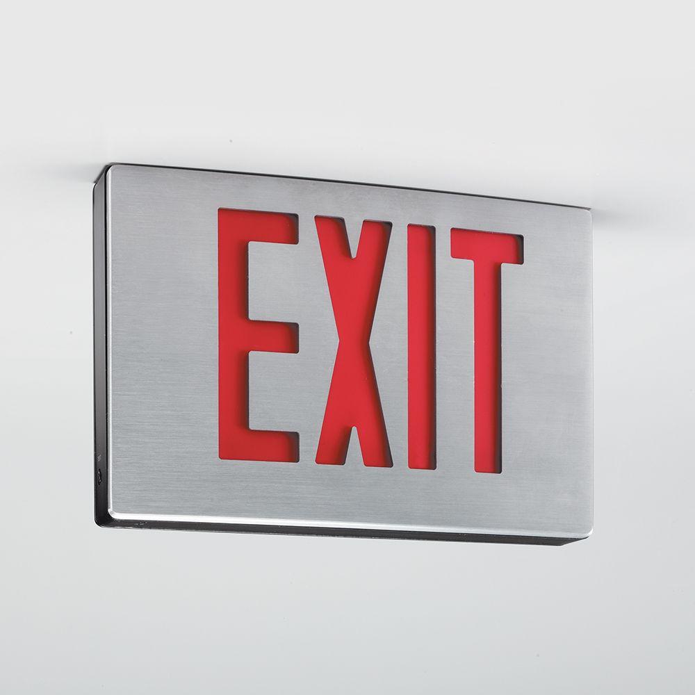 55 Series Contemporary Die Cast Aluminum  Exit