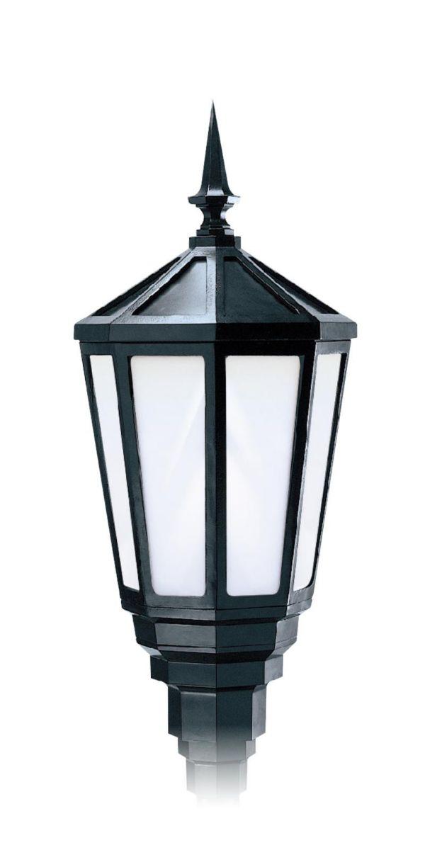 New London LED post top large (VX8911)